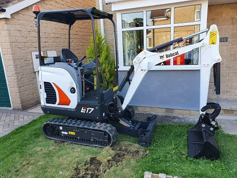 E17 Mini Digger